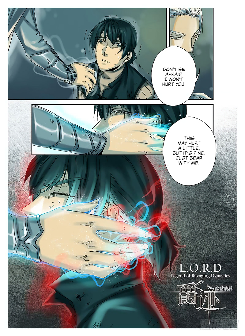 LORD Legend of Ravaging Dynasties Chapter 2.3  Online Free Manga Read Image 2