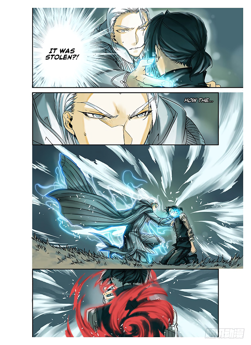 LORD Legend of Ravaging Dynasties Chapter 2.3  Online Free Manga Read Image 3
