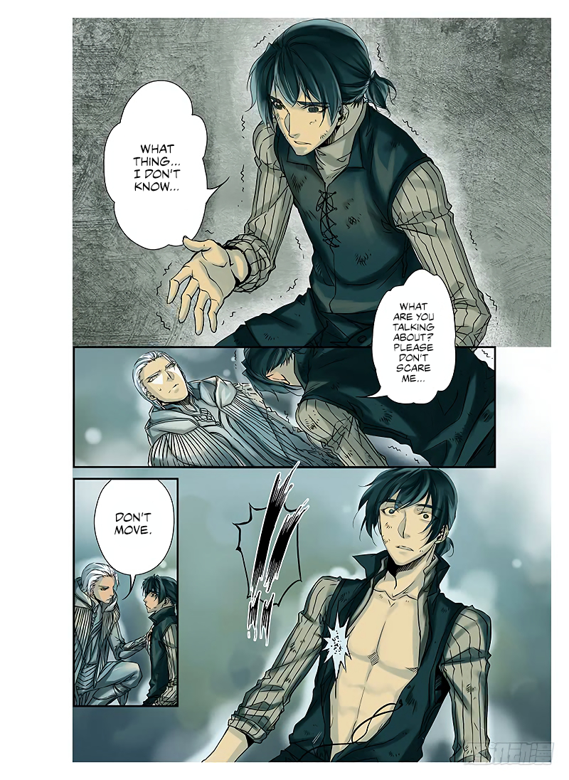 LORD Legend of Ravaging Dynasties Chapter 2.3  Online Free Manga Read Image 5