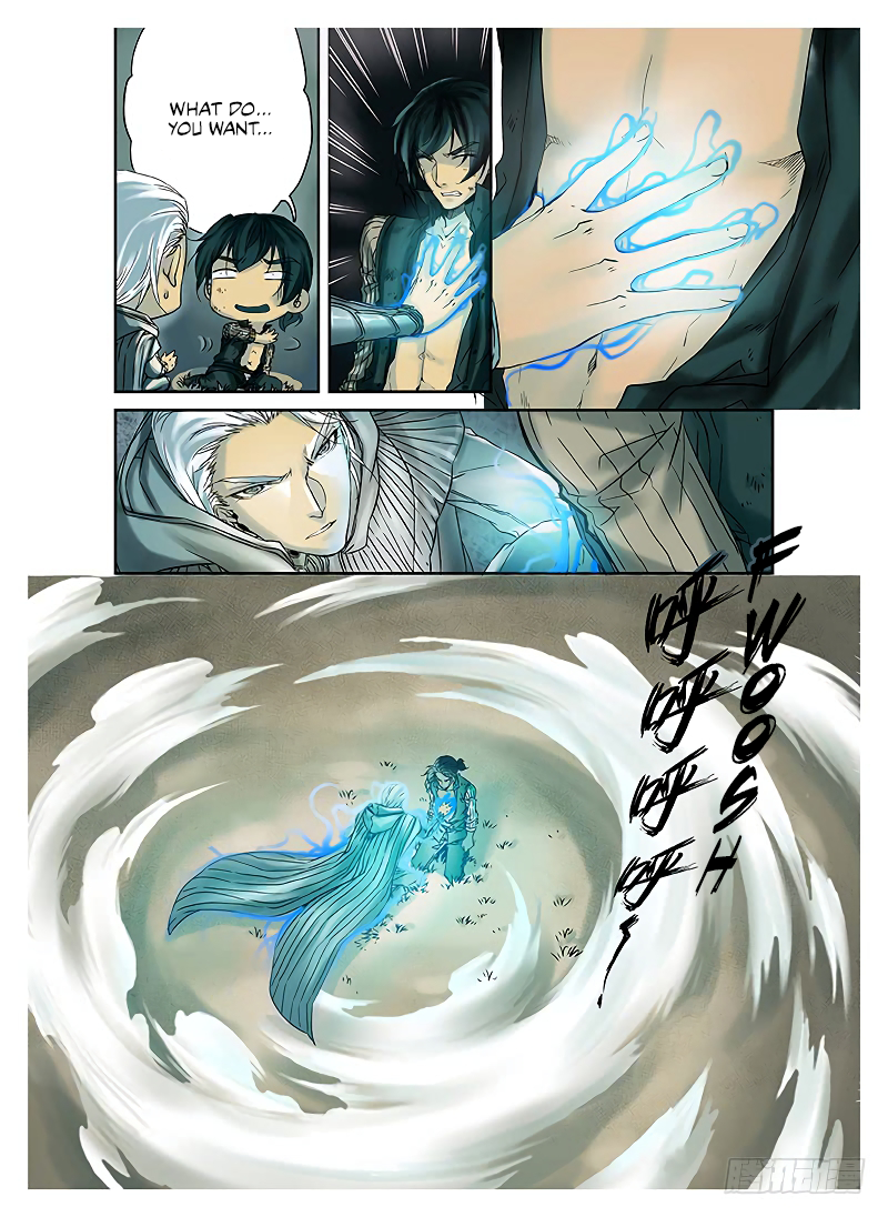 LORD Legend of Ravaging Dynasties Chapter 2.3  Online Free Manga Read Image 6