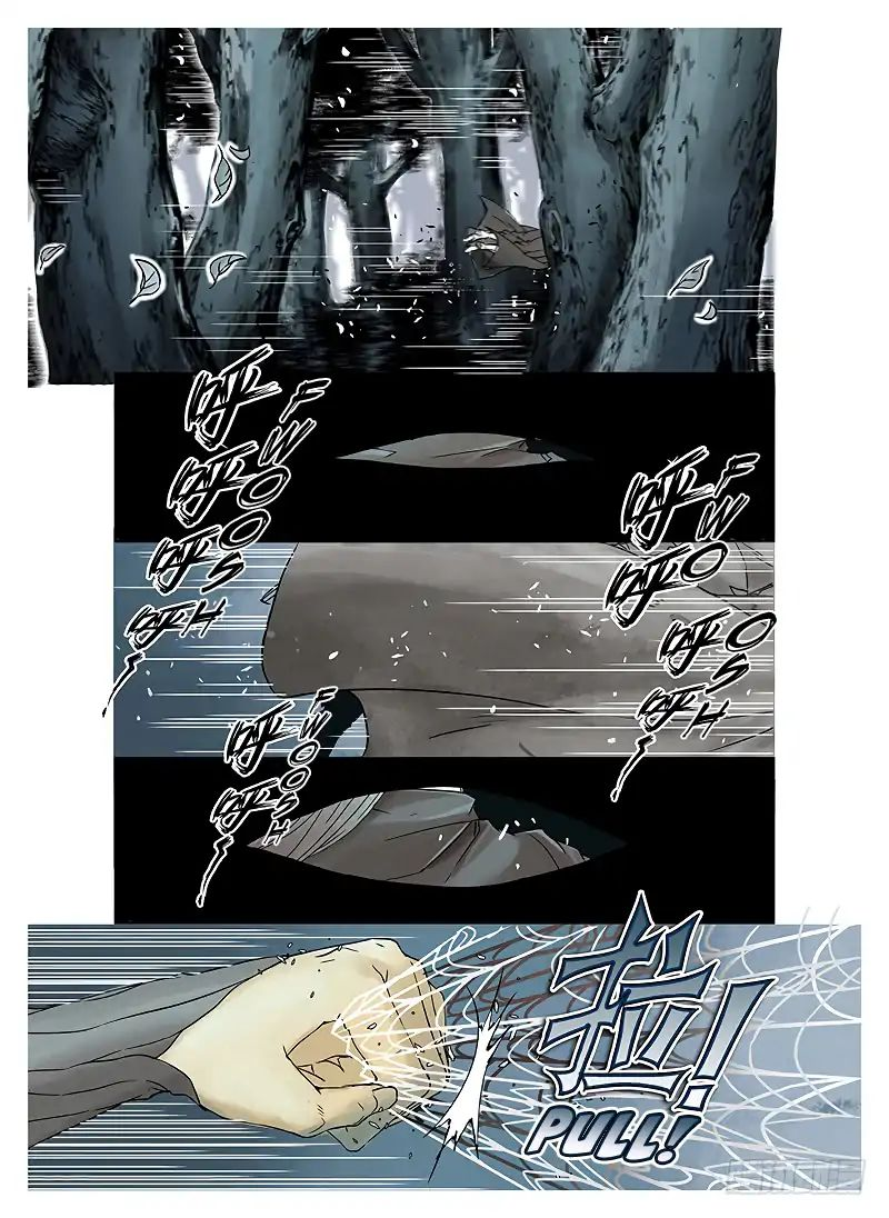 LORD Legend of Ravaging Dynasties Chapter 2  Online Free Manga Read Image 3