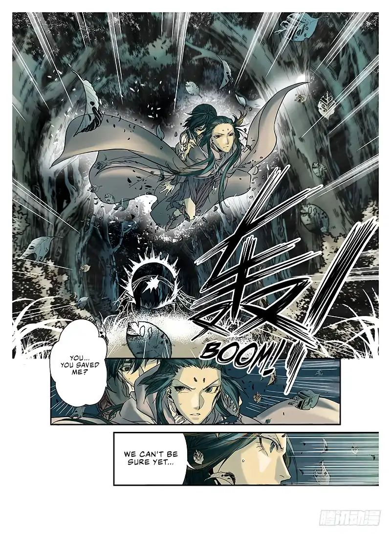 LORD Legend of Ravaging Dynasties Chapter 2  Online Free Manga Read Image 4