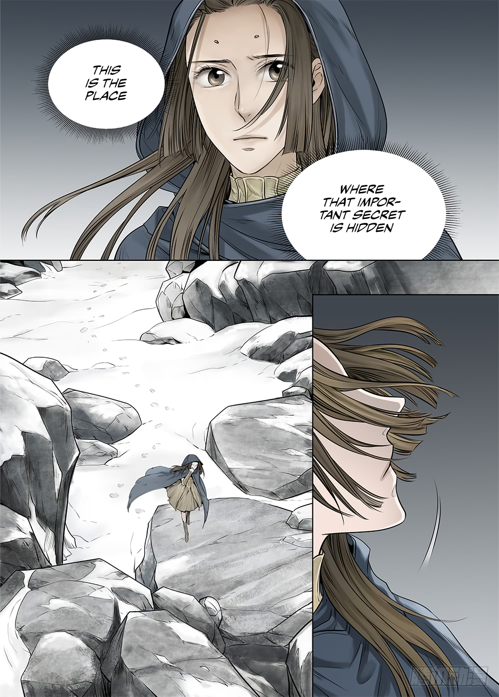 LORD Legend of Ravaging Dynasties Chapter 20.1  Online Free Manga Read Image 14