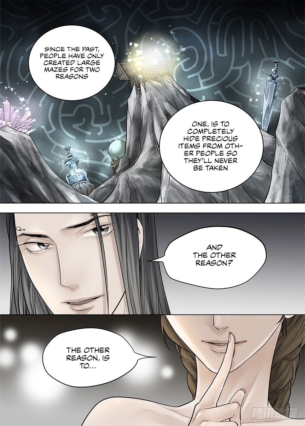 LORD Legend of Ravaging Dynasties Chapter 20.1  Online Free Manga Read Image 9