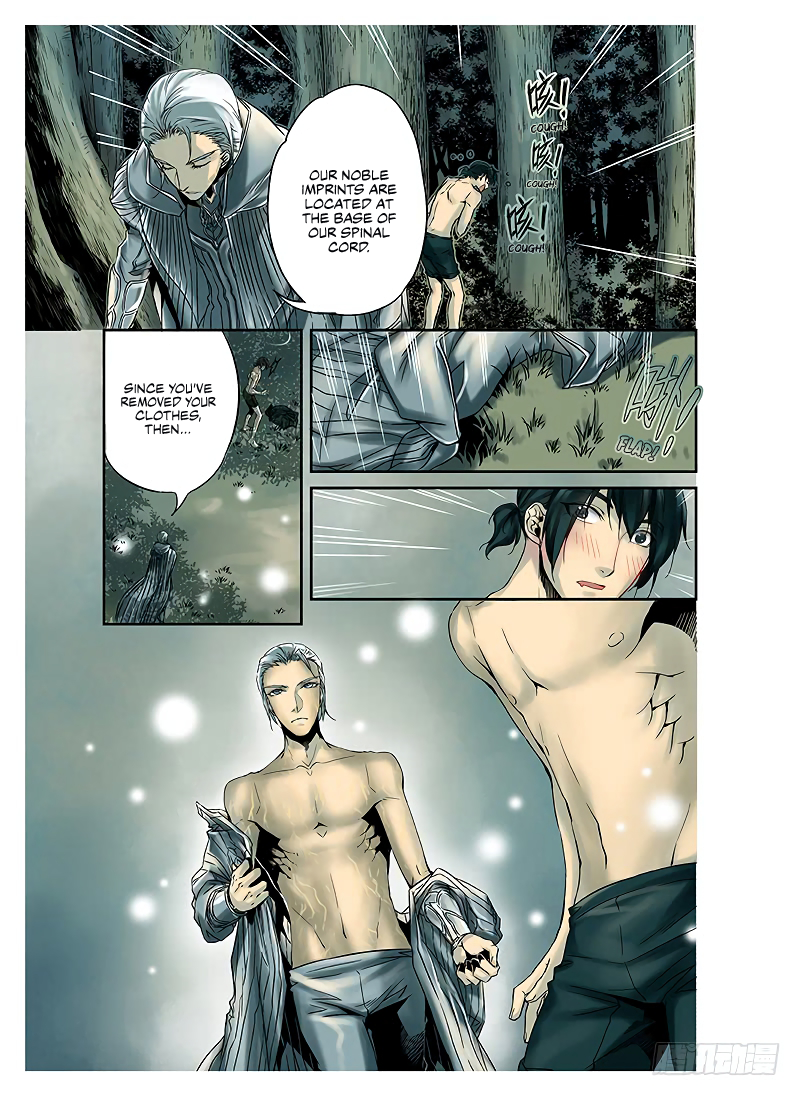 LORD Legend of Ravaging Dynasties Chapter 3.2  Online Free Manga Read Image 3