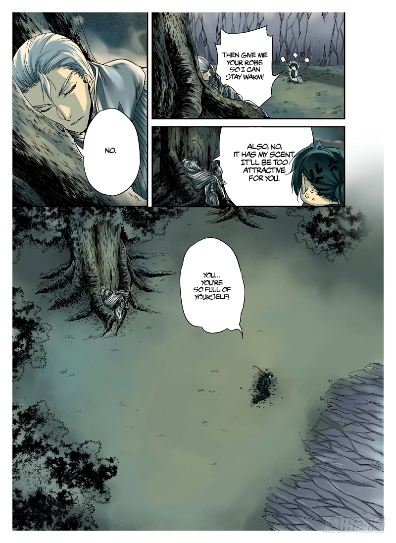 LORD Legend of Ravaging Dynasties Chapter 3.3  Online Free Manga Read Image 4
