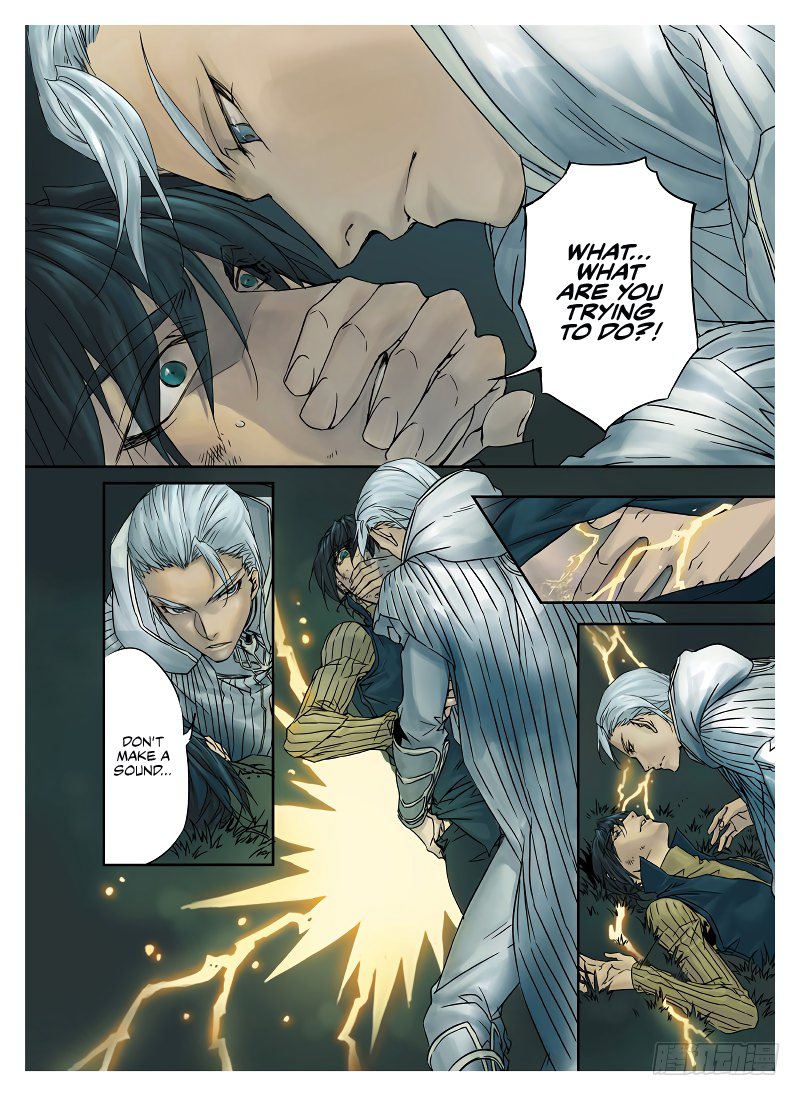 LORD Legend of Ravaging Dynasties Chapter 3.3  Online Free Manga Read Image 8