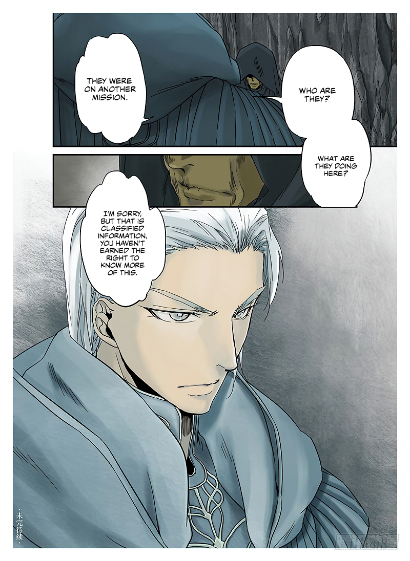 LORD Legend of Ravaging Dynasties Chapter 3.4  Online Free Manga Read Image 10