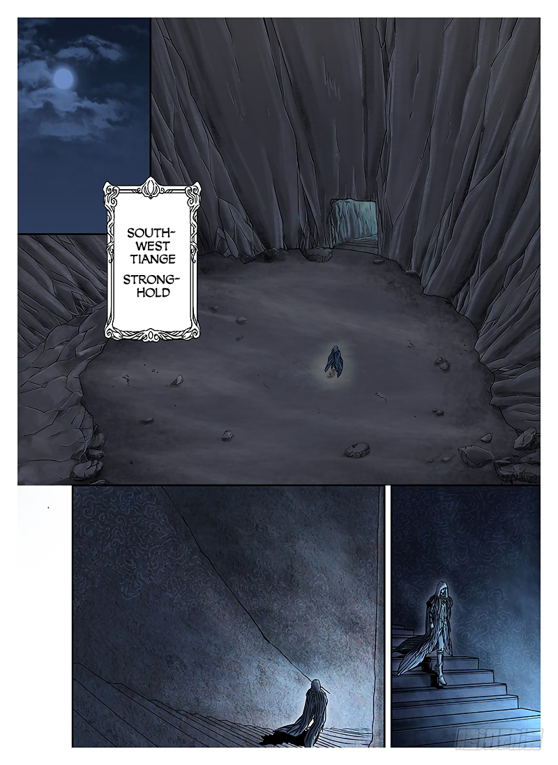 LORD Legend of Ravaging Dynasties Chapter 3.4  Online Free Manga Read Image 6
