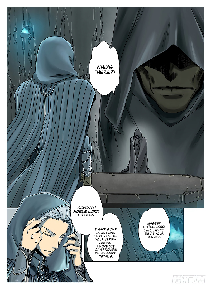 LORD Legend of Ravaging Dynasties Chapter 3.4  Online Free Manga Read Image 7