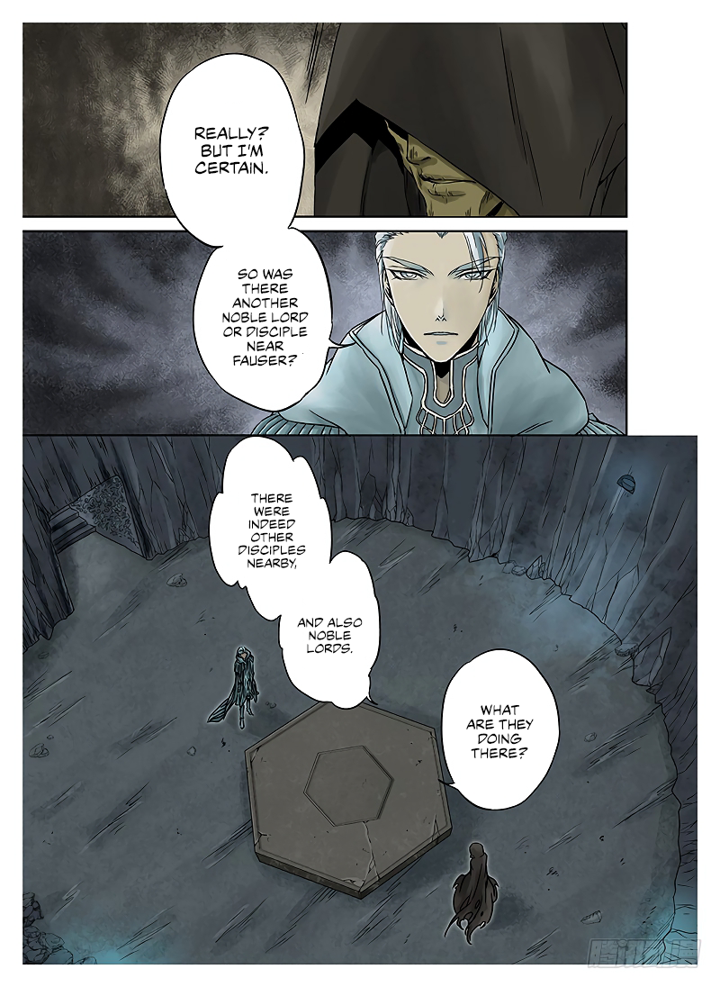 LORD Legend of Ravaging Dynasties Chapter 3.4  Online Free Manga Read Image 9
