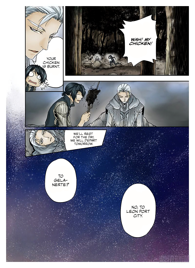 LORD Legend of Ravaging Dynasties Chapter 4.2  Online Free Manga Read Image 10
