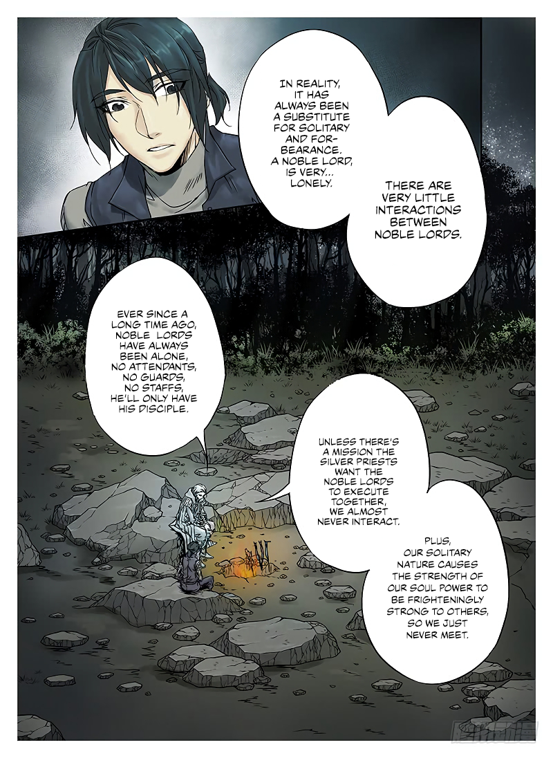 LORD Legend of Ravaging Dynasties Chapter 4.2  Online Free Manga Read Image 5