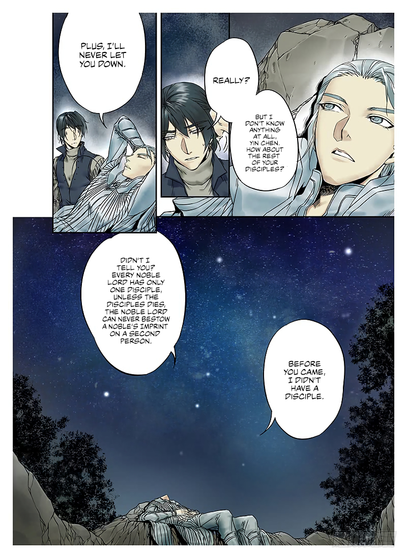 LORD Legend of Ravaging Dynasties Chapter 4.2  Online Free Manga Read Image 6