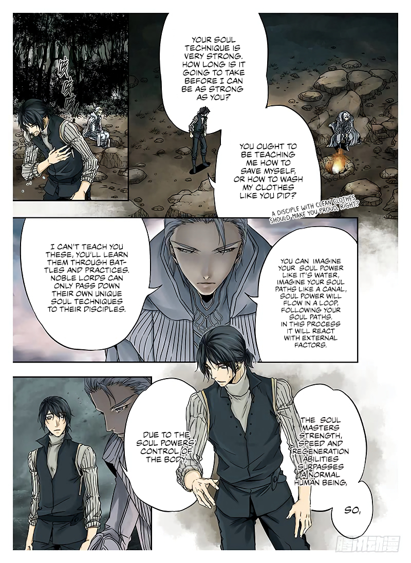 LORD Legend of Ravaging Dynasties Chapter 4.2  Online Free Manga Read Image 9