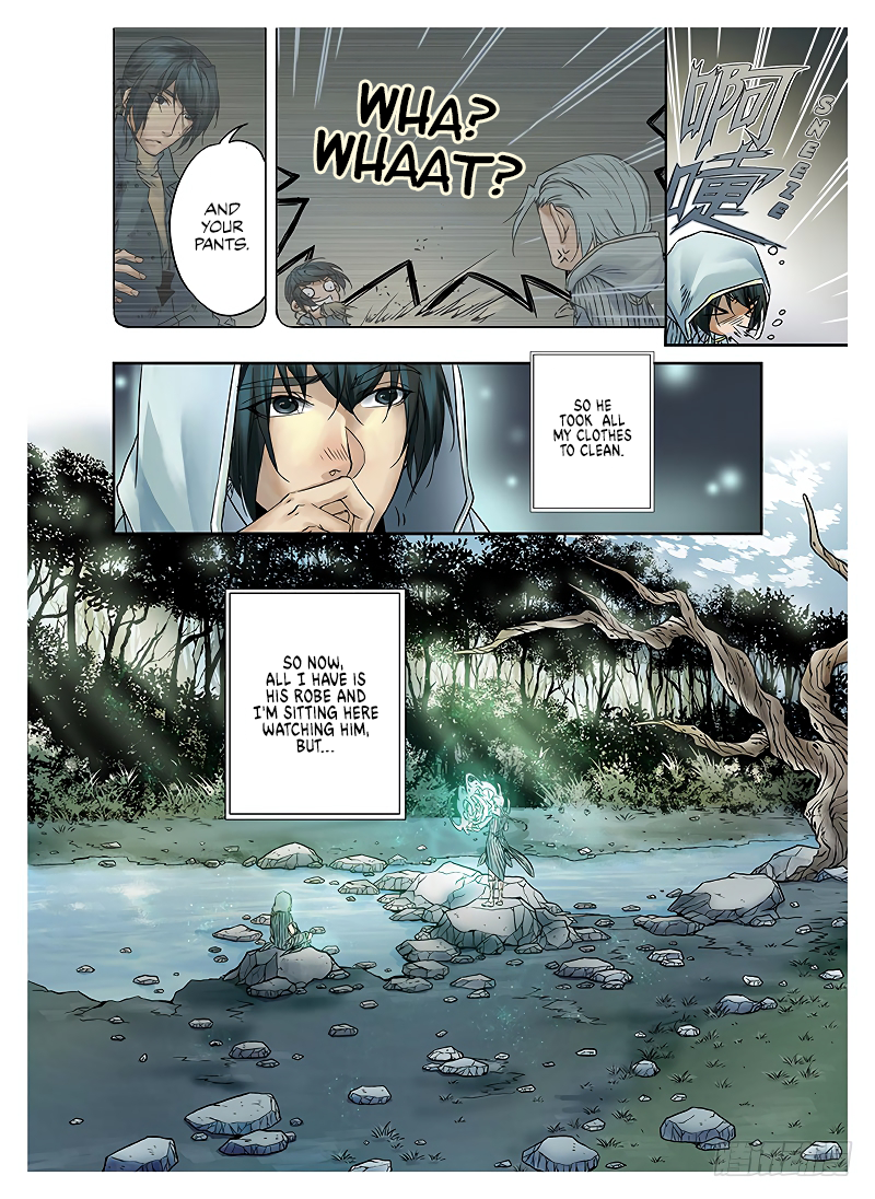 LORD Legend of Ravaging Dynasties Chapter 4  Online Free Manga Read Image 4