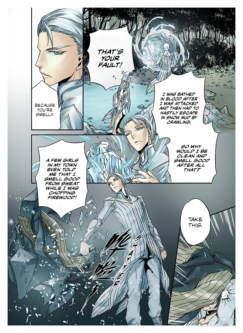 LORD Legend of Ravaging Dynasties Chapter 4  Online Free Manga Read Image 6
