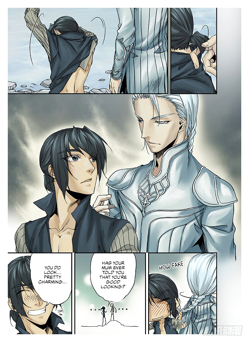 LORD Legend of Ravaging Dynasties Chapter 4  Online Free Manga Read Image 7