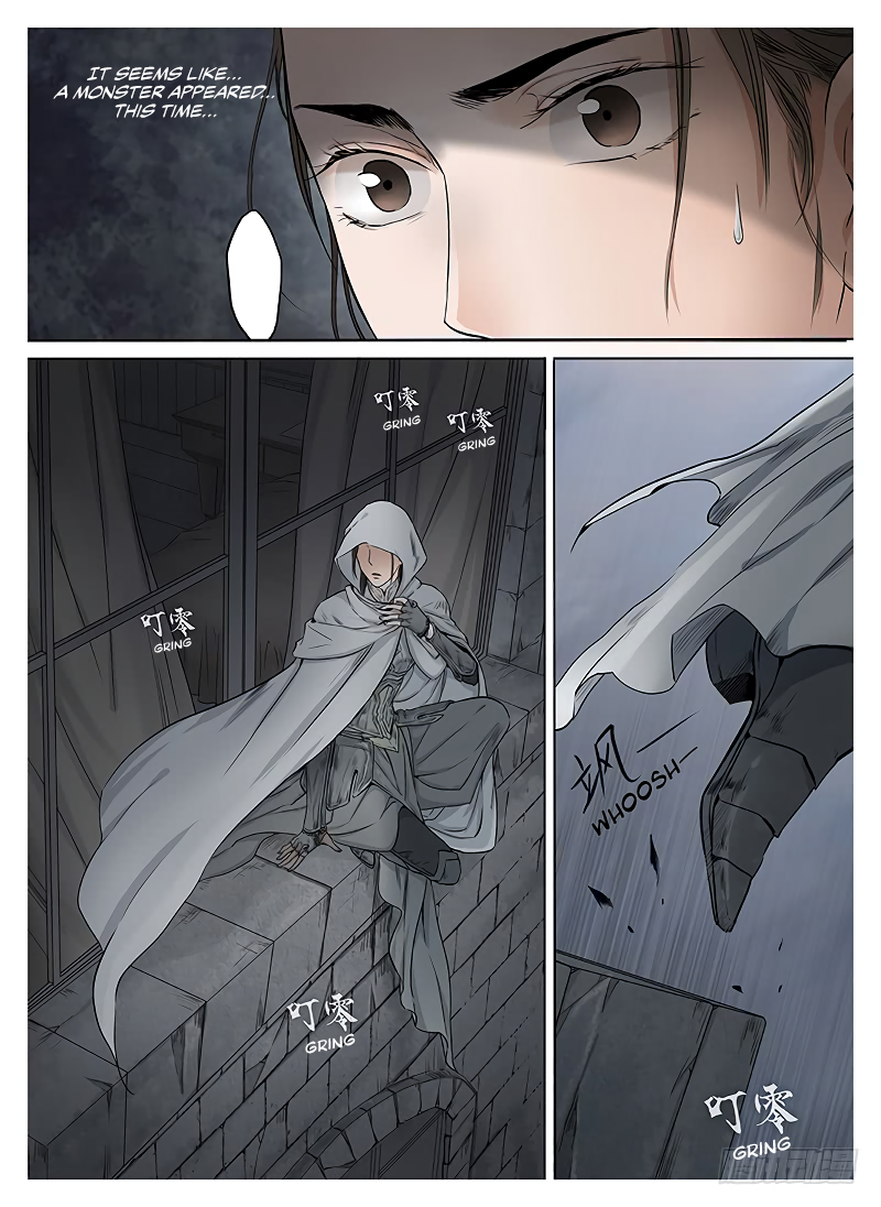LORD Legend of Ravaging Dynasties Chapter 5.2  Online Free Manga Read Image 8