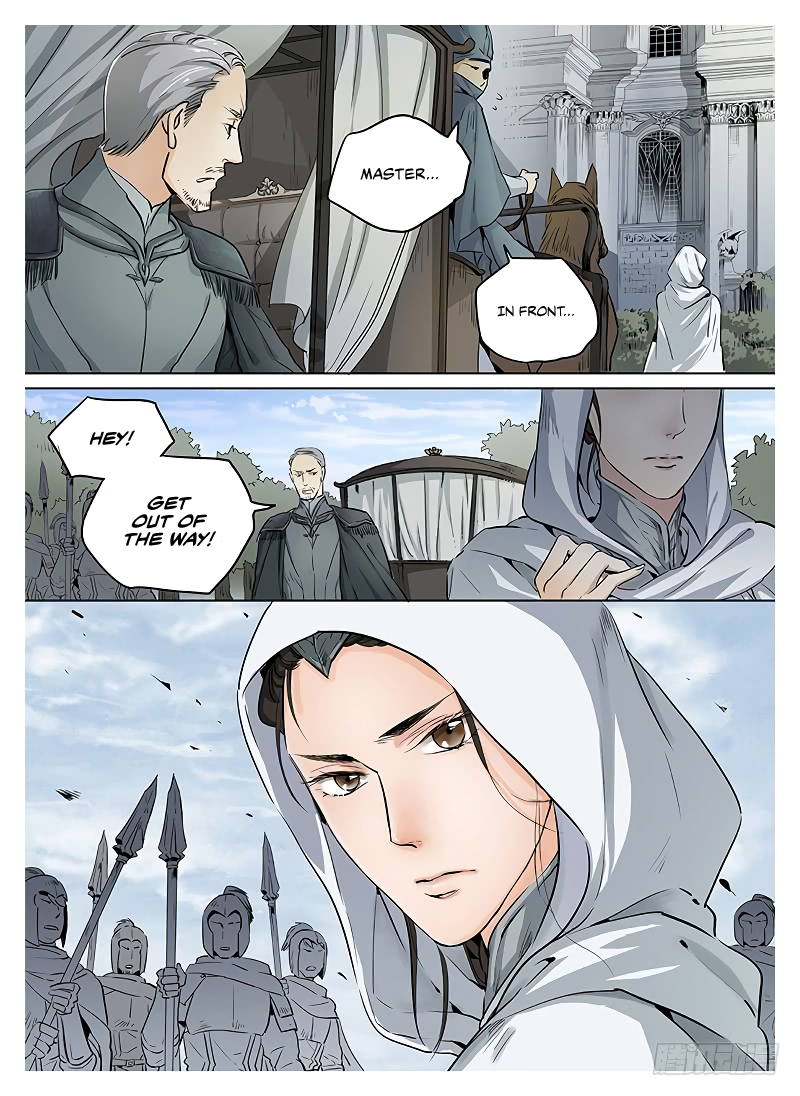 LORD Legend of Ravaging Dynasties Chapter 5  Online Free Manga Read Image 12