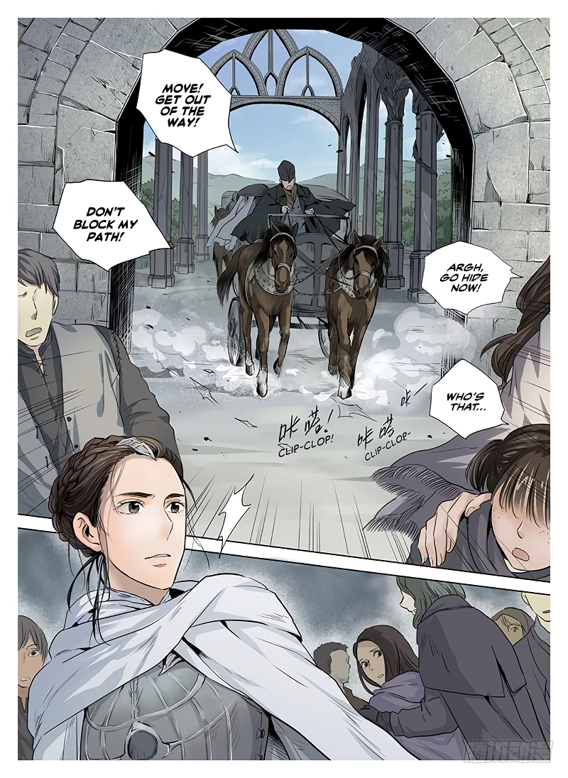 LORD Legend of Ravaging Dynasties Chapter 5  Online Free Manga Read Image 6