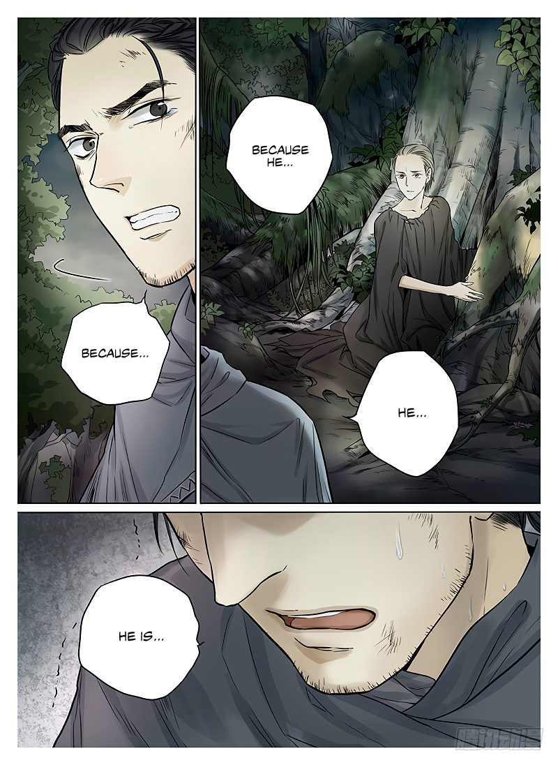 LORD Legend of Ravaging Dynasties Chapter 6.2  Online Free Manga Read Image 5
