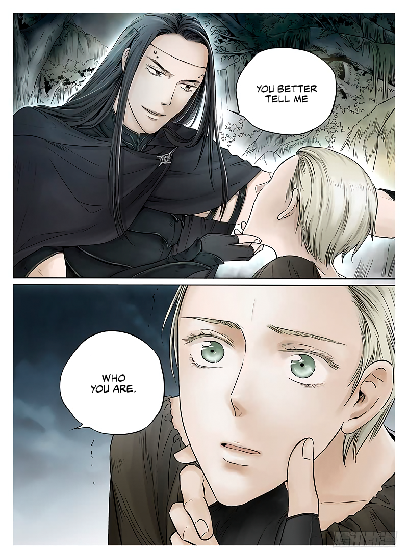 LORD Legend of Ravaging Dynasties Chapter 6.2  Online Free Manga Read Image 9