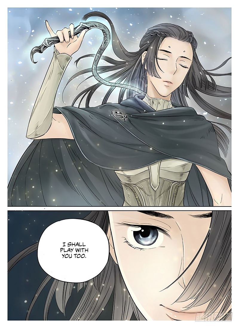 LORD Legend of Ravaging Dynasties Chapter 7.1  Online Free Manga Read Image 5