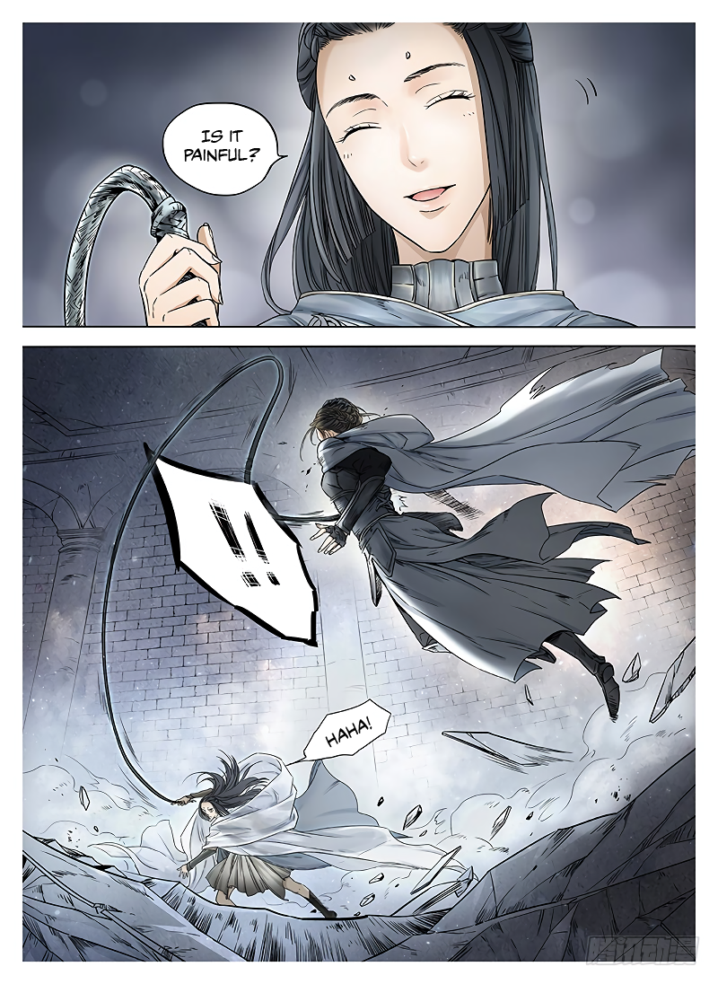 LORD Legend of Ravaging Dynasties Chapter 7.2  Online Free Manga Read Image 4