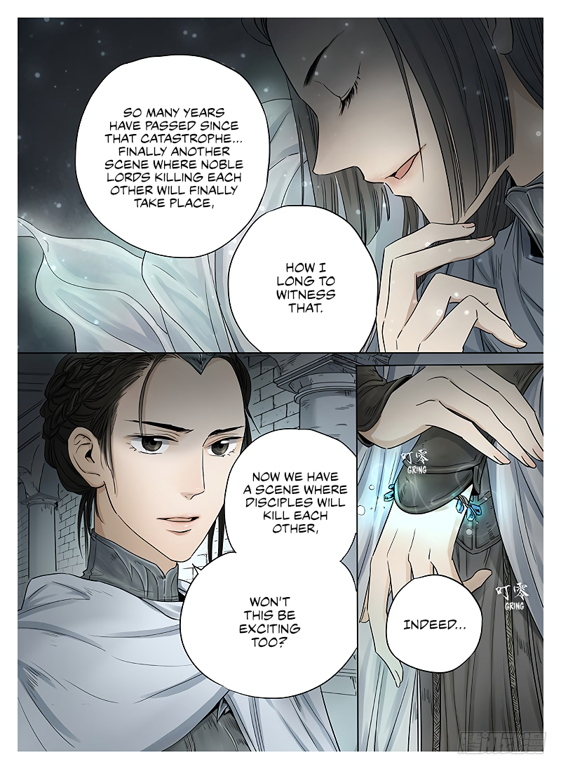 LORD Legend of Ravaging Dynasties Chapter 7  Online Free Manga Read Image 11
