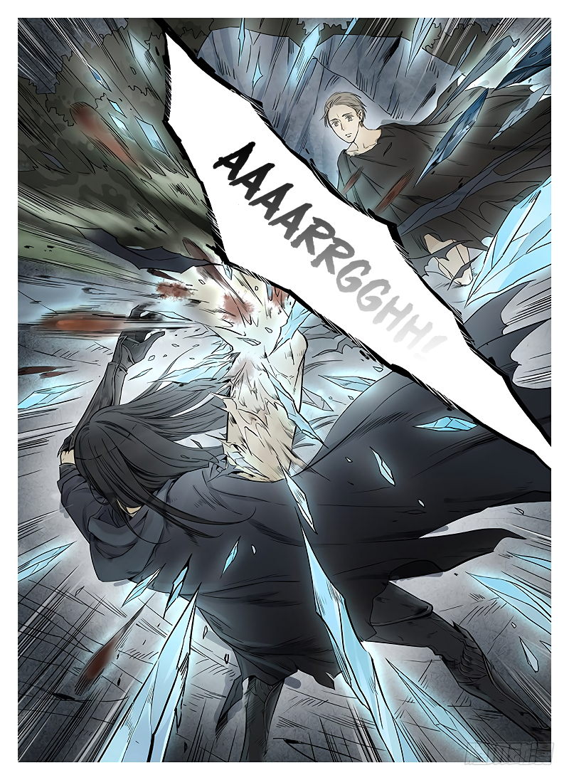 LORD Legend of Ravaging Dynasties Chapter 7  Online Free Manga Read Image 5
