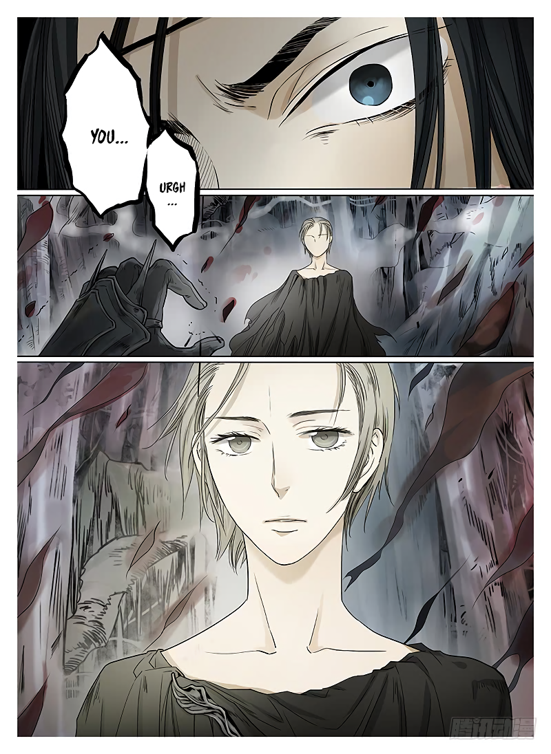 LORD Legend of Ravaging Dynasties Chapter 7  Online Free Manga Read Image 7