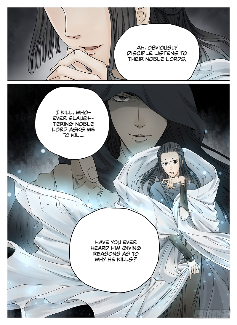 LORD Legend of Ravaging Dynasties Chapter 7  Online Free Manga Read Image 9
