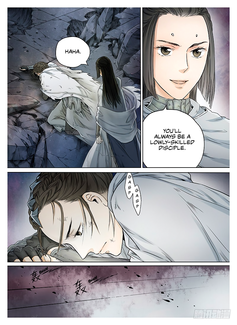 LORD Legend of Ravaging Dynasties Chapter 8.1  Online Free Manga Read Image 10