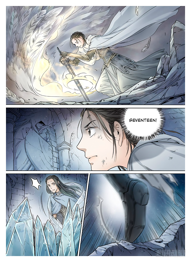 LORD Legend of Ravaging Dynasties Chapter 8.2  Online Free Manga Read Image 6