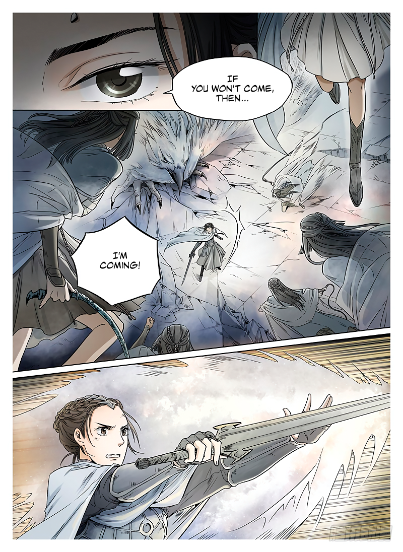 LORD Legend of Ravaging Dynasties Chapter 8  Online Free Manga Read Image 10