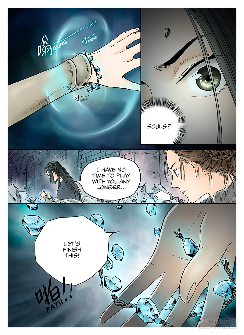 LORD Legend of Ravaging Dynasties Chapter 8  Online Free Manga Read Image 5