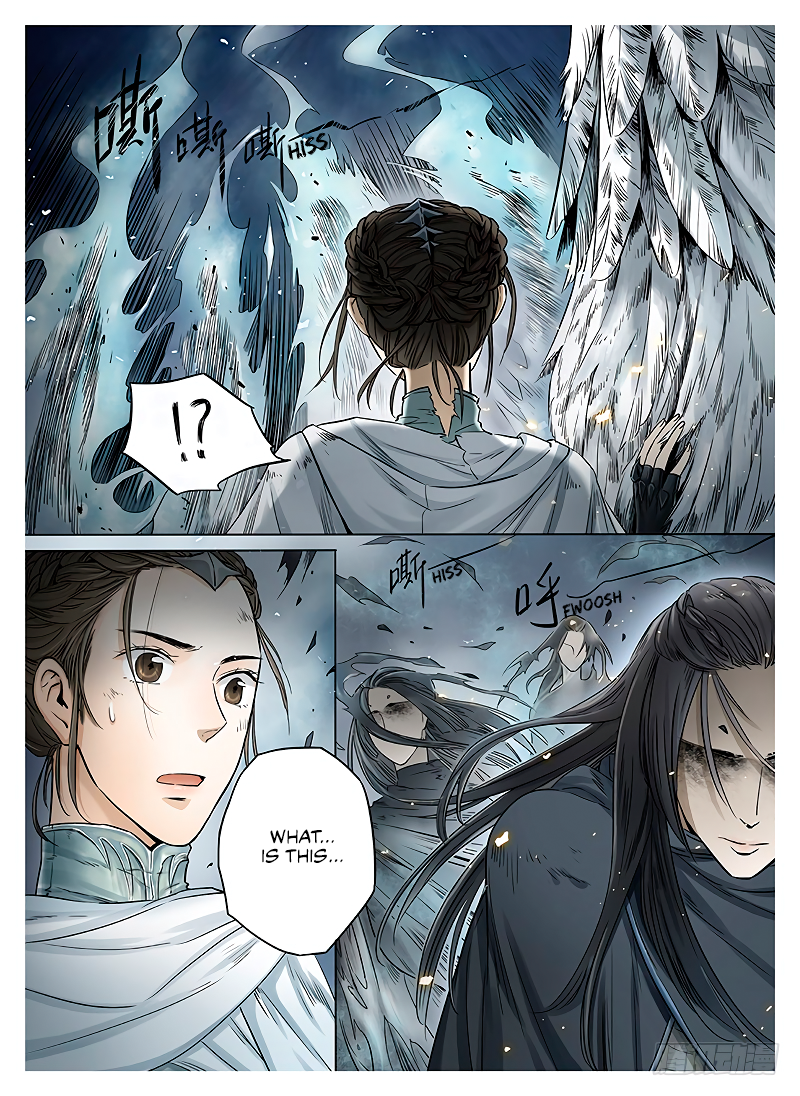 LORD Legend of Ravaging Dynasties Chapter 8  Online Free Manga Read Image 7