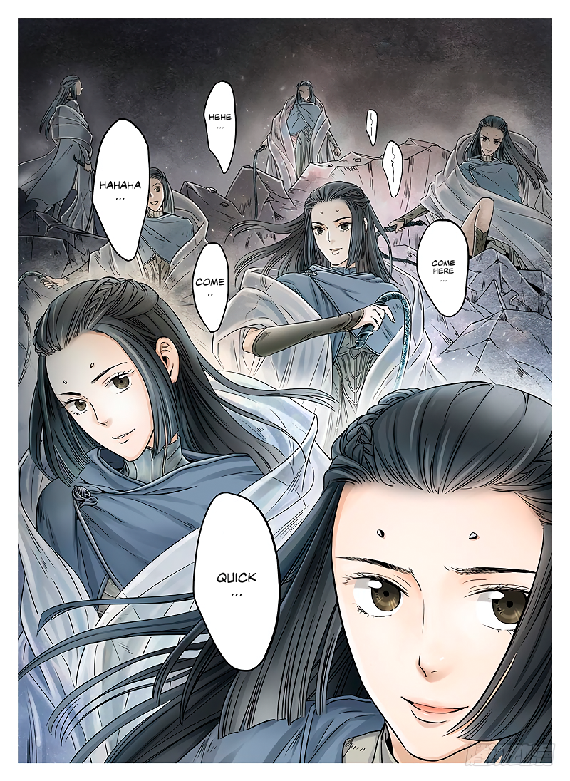 LORD Legend of Ravaging Dynasties Chapter 8  Online Free Manga Read Image 8