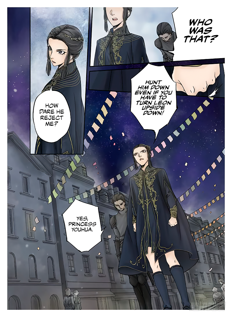 LORD Legend of Ravaging Dynasties Chapter 9.1  Online Free Manga Read Image 10