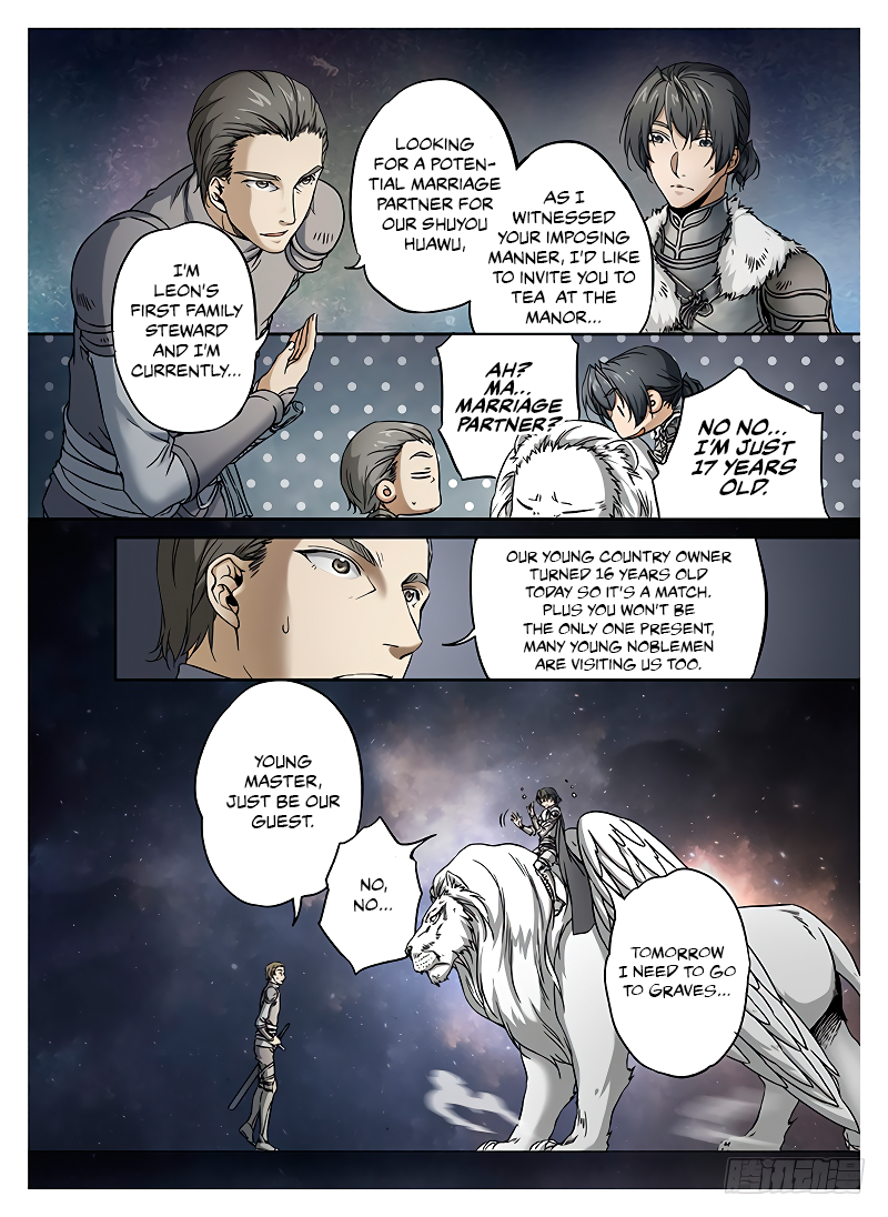 LORD Legend of Ravaging Dynasties Chapter 9.1  Online Free Manga Read Image 4