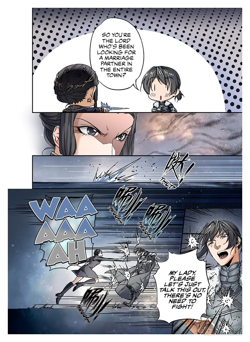 LORD Legend of Ravaging Dynasties Chapter 9.2  Online Free Manga Read Image 10
