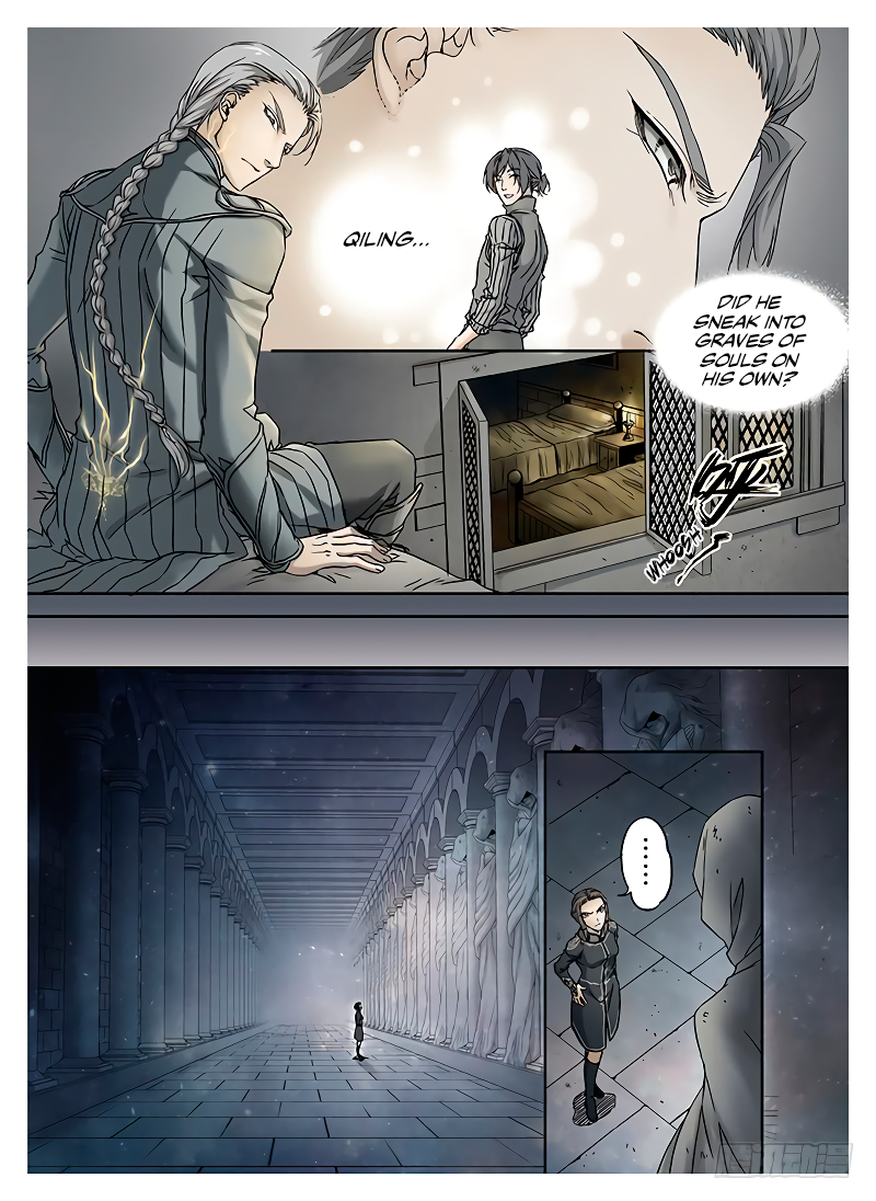 LORD Legend of Ravaging Dynasties Chapter 9.2  Online Free Manga Read Image 13