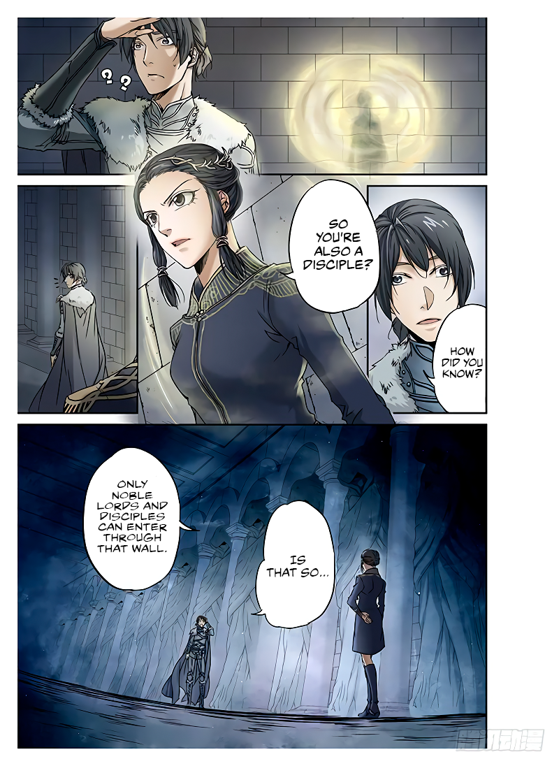 LORD Legend of Ravaging Dynasties Chapter 9.2  Online Free Manga Read Image 7
