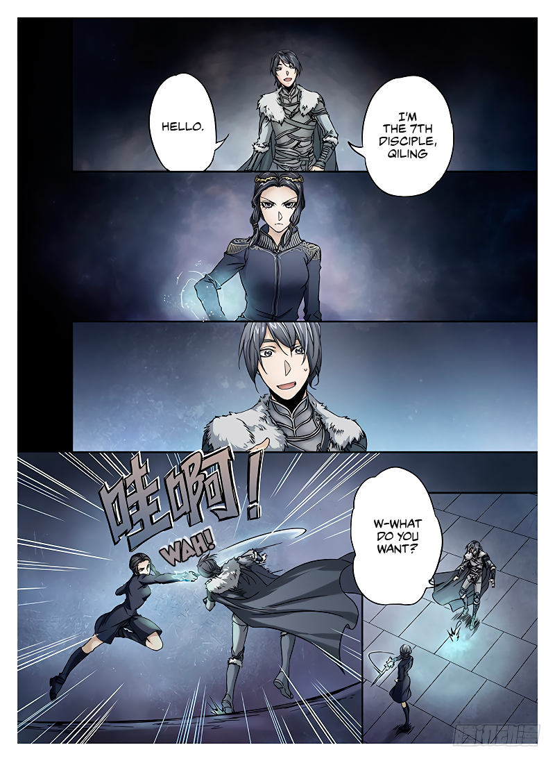 LORD Legend of Ravaging Dynasties Chapter 9.2  Online Free Manga Read Image 8