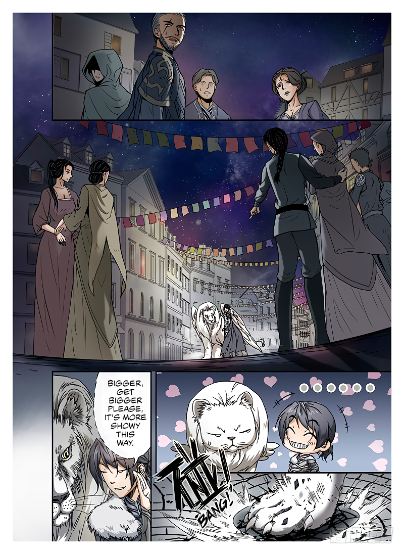 LORD Legend of Ravaging Dynasties Chapter 9  Online Free Manga Read Image 10