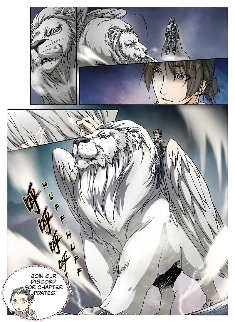 LORD Legend of Ravaging Dynasties Chapter 9  Online Free Manga Read Image 12