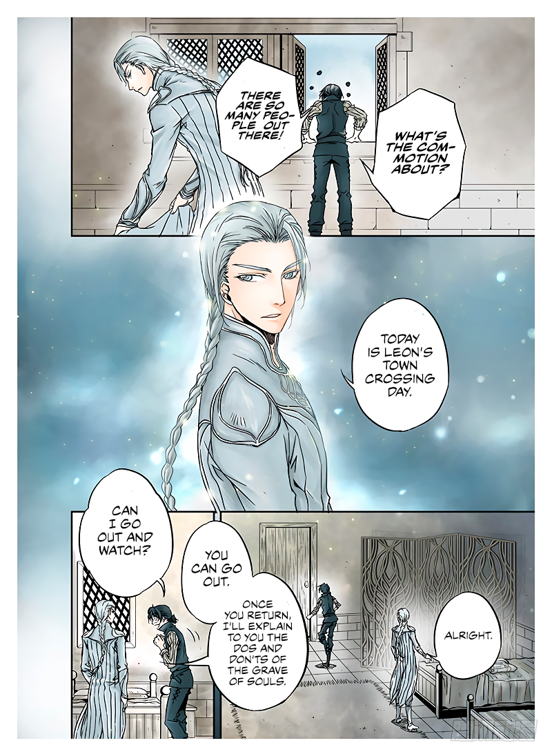 LORD Legend of Ravaging Dynasties Chapter 9  Online Free Manga Read Image 4