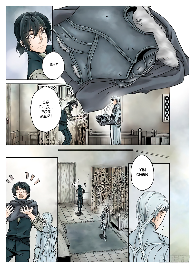 LORD Legend of Ravaging Dynasties Chapter 9  Online Free Manga Read Image 5