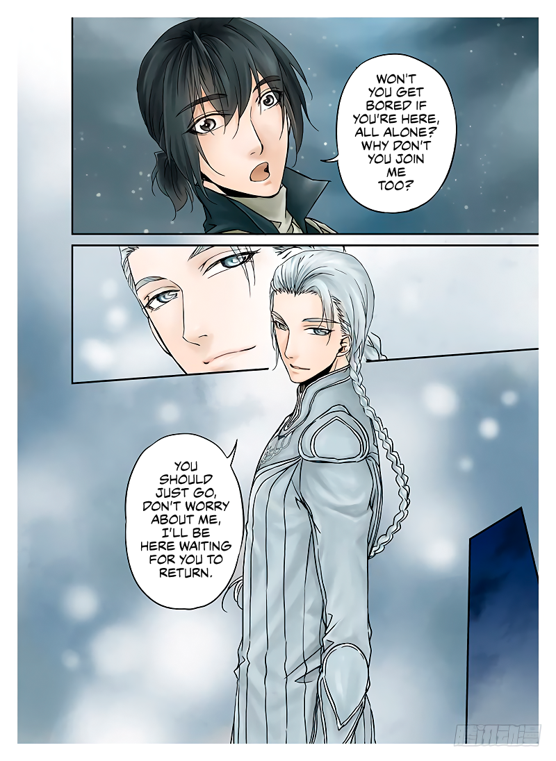 LORD Legend of Ravaging Dynasties Chapter 9  Online Free Manga Read Image 6